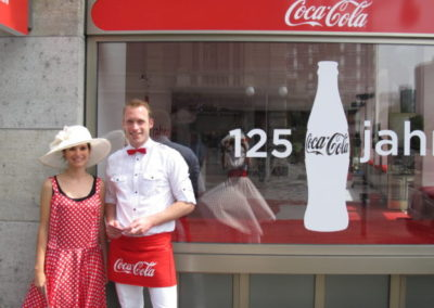 125 Years Coca-Cola Pop Up Store